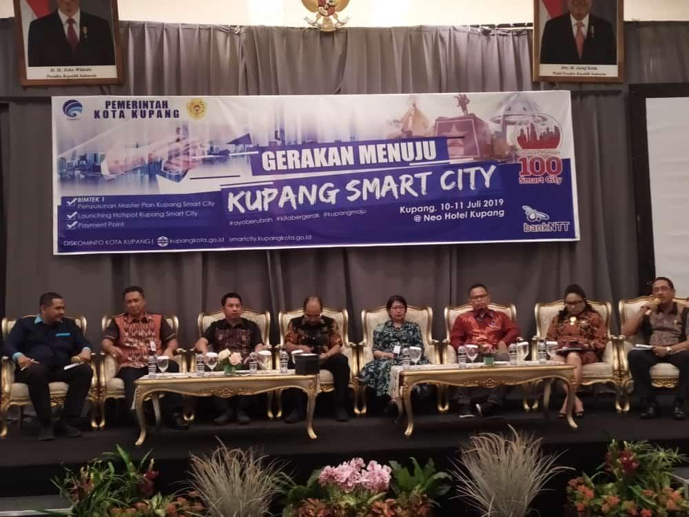 f smart city