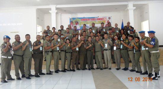 POL PP kota Kupang