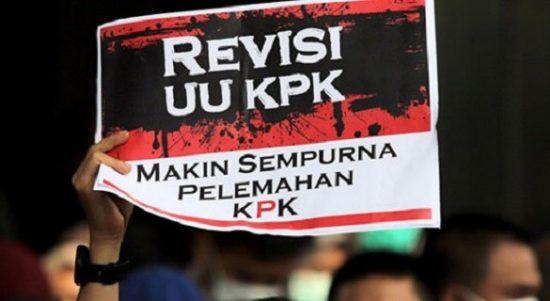revisi UU KPK