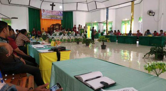 sidang klasis sabu timur