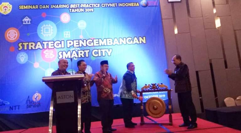 tutup seminar citynet