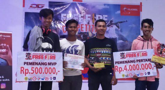 juara free fire