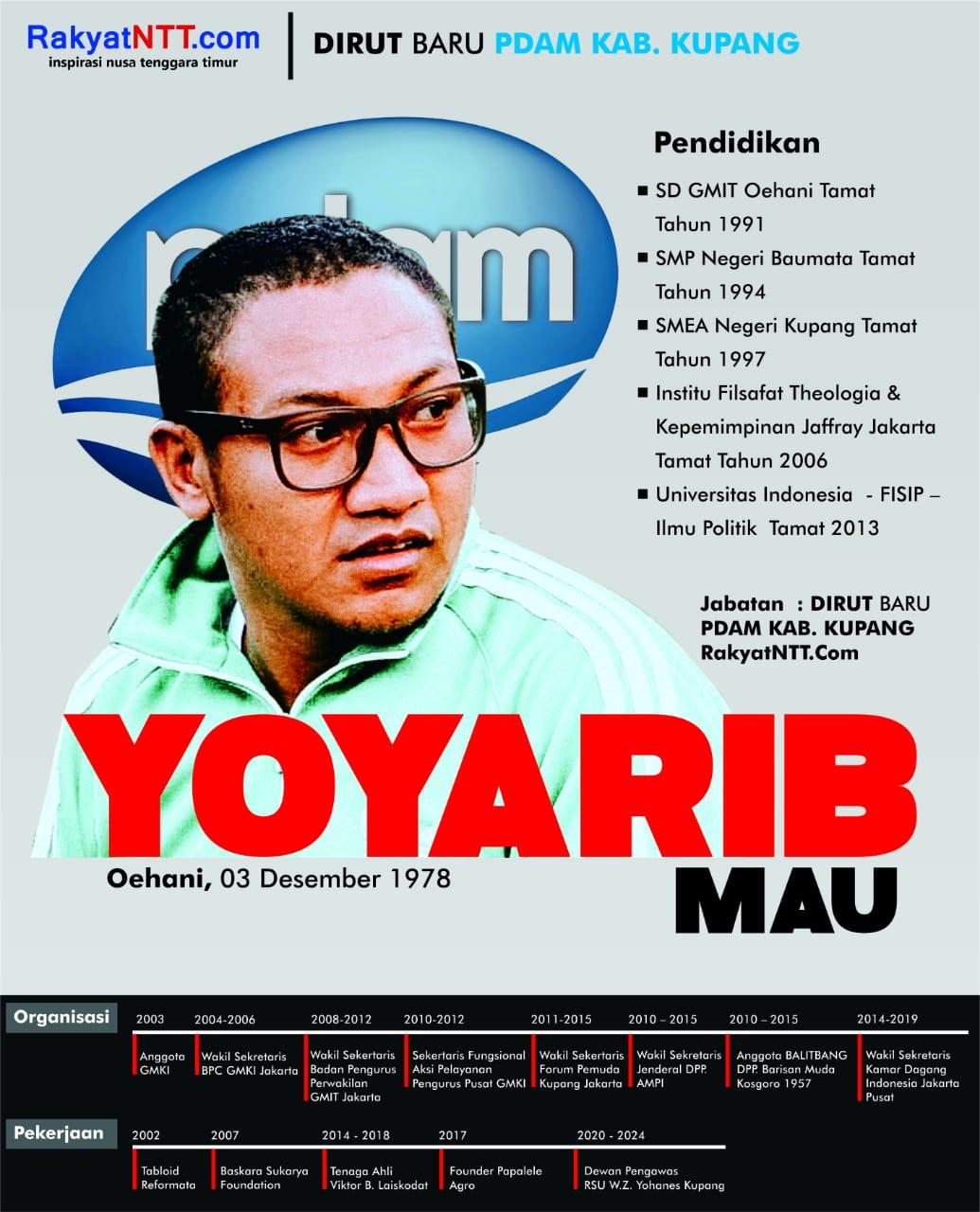 Yarib Mau