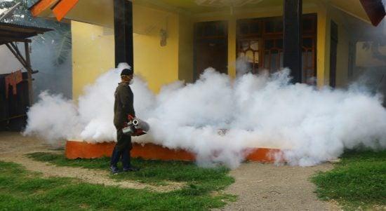 fogging di kolhua