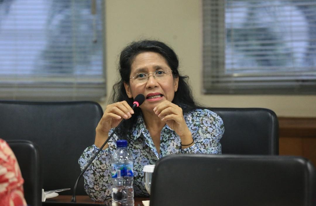 senator Hilda Manafe