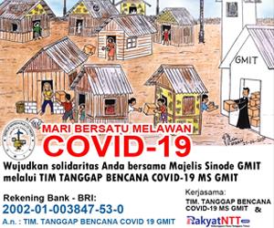 Bersatu Melawan COVID-19