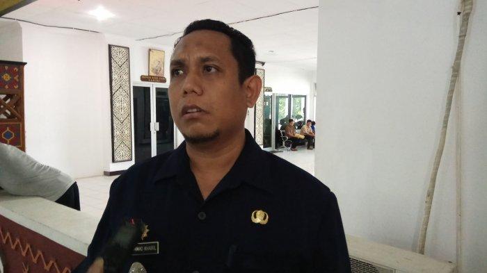 Kepala Bagian Ekonomi Pembangunan Setda Kota Kupang Muhammad Khairil S.STP M.Si
