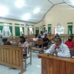 rapat gereja syalom