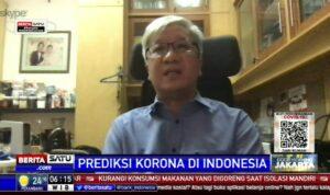 Epidemiolog FKM Universitas Indonesia Iwan Ariawan