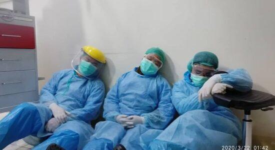 dokter kelalahn