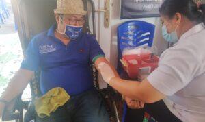 donor darah demokrat