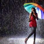 Gambar Hujan Cewek Cantik