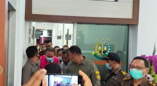 jonas ditahan