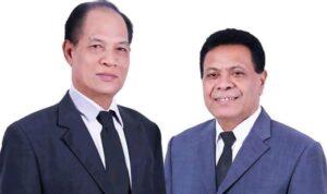 Drs. Juandi David dan Drs. Eusabius Binsasi 1