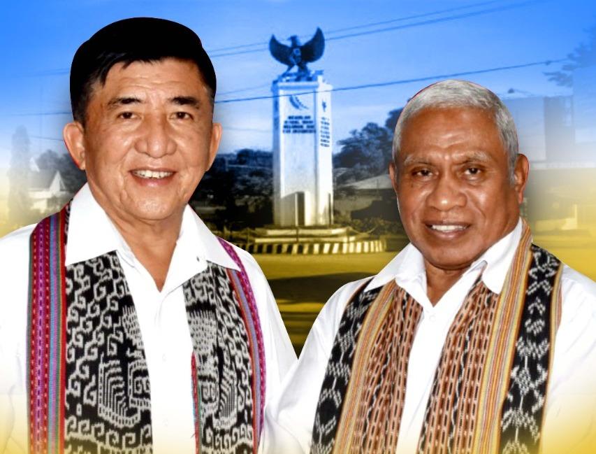 Willybrodus Lay SH dan Drs. JT Ose Luan