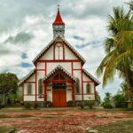 gereja tua di sikka