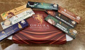 coklat ghaura