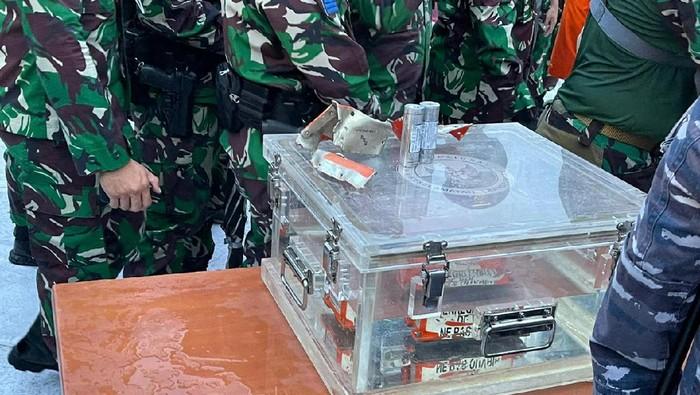 fdr black box sriwijaya air sj182 dok istimewa 169