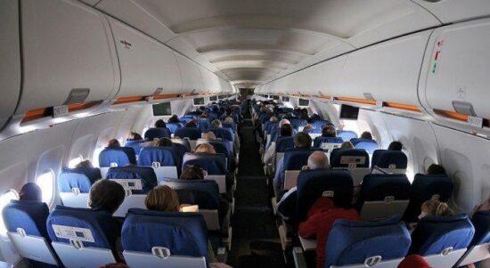 kabin pesawat sriwijaya air