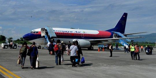 sriwijaya air pastikan penumpang dapat kompensasi pembatalan penerbangan 1