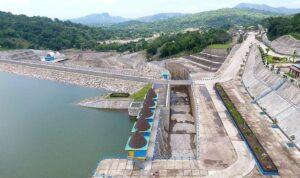 Pembangunan Bendungan Napun Gete di NTT Capai 63 doc.KemenPUPR ivoox.id