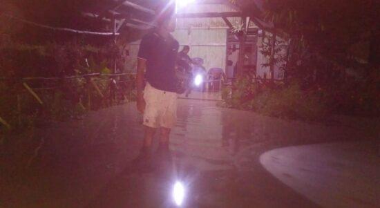 banjir benenain