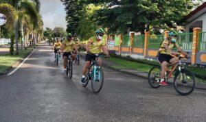 fun bike HUT Korem