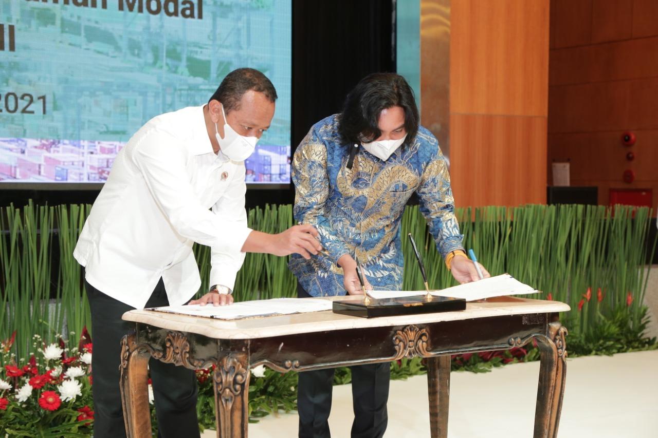 tandatangan MoU