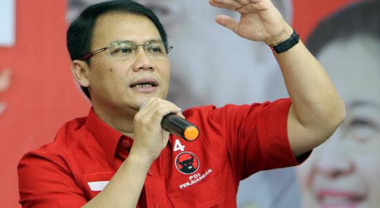 Ahmad Basarah Wakil Ketua MPR RI