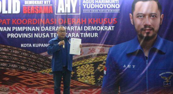 DPC demokrat kabupaten Kpg