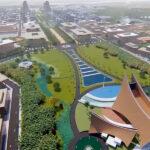 desain ibukota baru