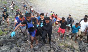 evakuasi korban