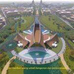 istana presiden di ibu kota baru foto dok tangkapan layar facebook pupr 169
