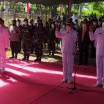 penjabat bupati dilantik