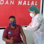 vaksin wartawan