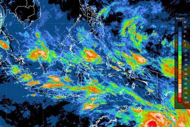 bmkg imbau masyarakat tak panik soal badai tropis ini bedanya dengan la nina