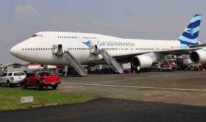 garuda indonesia buka rute baru
