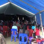 gereja di tenda