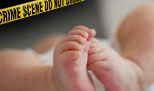 ilustrasi mayat bayi