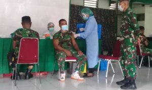 vaksin TNI