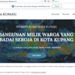 web data bencana