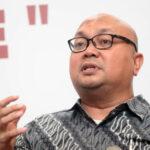 Ketua KPU RI Ilham Saputra