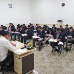 NAPI MAHASISWA KAMPUS KEHIDUPAN IKUTI UTS DI LAPAS PEMUDA TANGERANG 30 MARET 2019