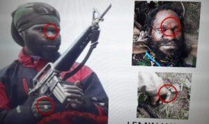 breaking news komandan pasukan pintu angin kelompok teroris lekagak telenggen ditembak mati aparat Vz6fXwX2xT