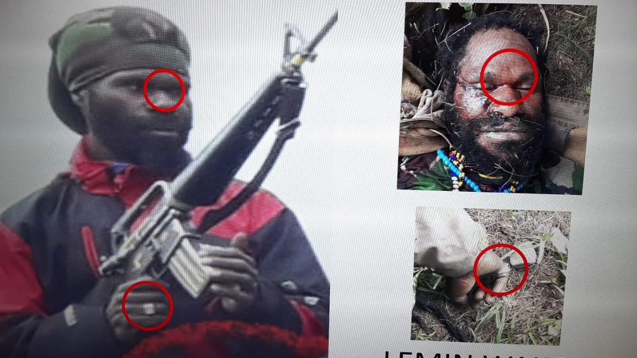 breaking news komandan pasukan pintu angin kelompok teroris lekagak telenggen ditembak mati aparat