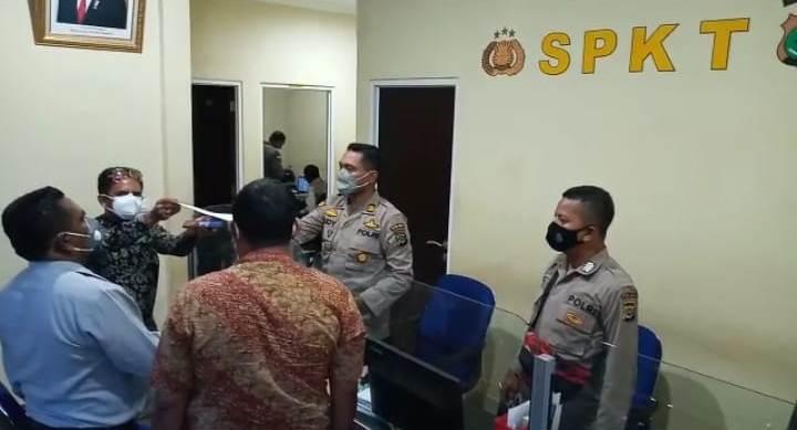 lapor polisi