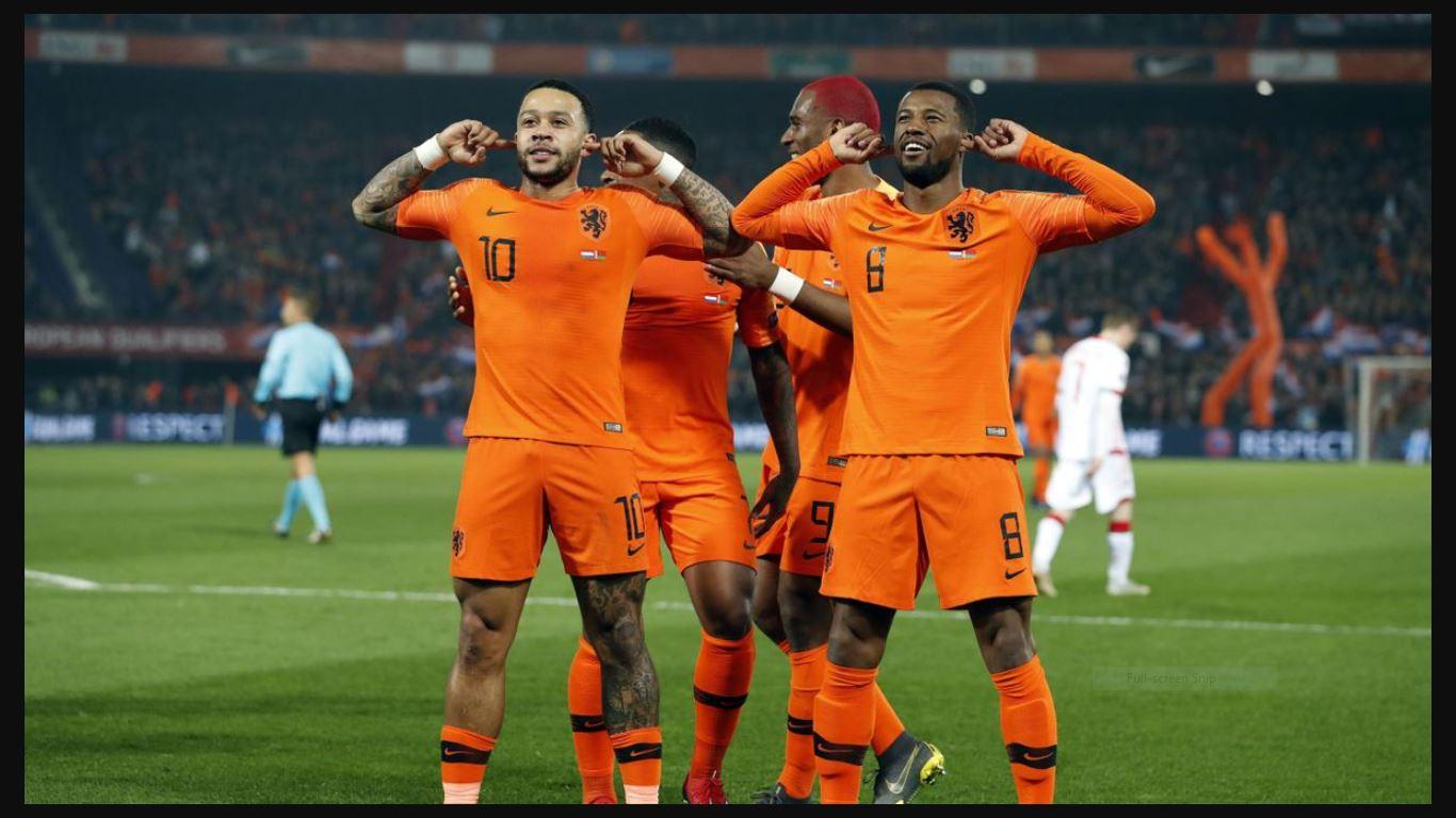 Timnas Belanda Euro 2020
