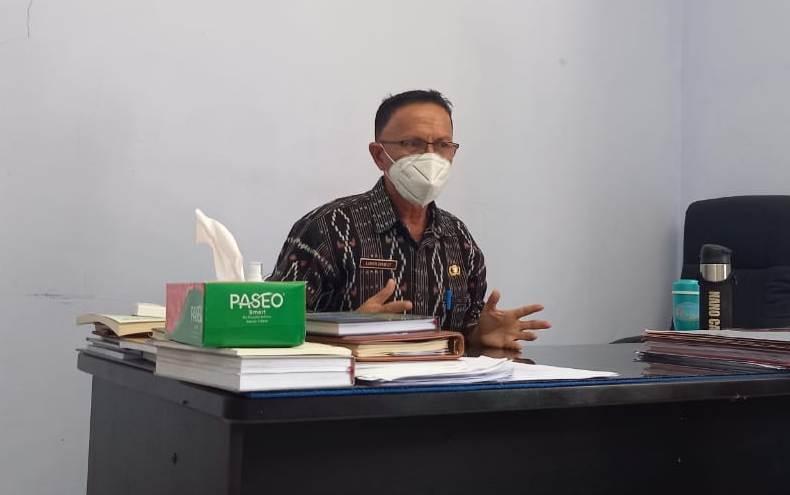kepala BPBD Manggarai