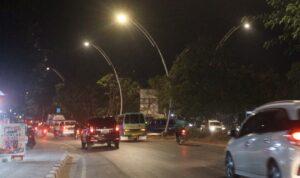 lampu jalan OK
