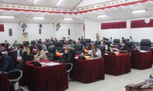sidang dewan 1